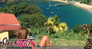 Relaxing at Parlatuvier, Tobago, Sweet T&T, Sweet TnT, Trinidad and Tobago, Trini, vacation, travel,