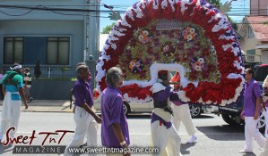 Hosay old men in Sweet T&T, Sweet TnT, Trinidad and Tobago, Trini, Travel, Vacation, Tourist, Hosay, Muslim, Parade, Tomb, Drummers, Funeral Procession, Woodbrook, St James, St Clair, Palm, Dancing the moon, Tadjahs, Moons, Tadjahs, mosques, Hussein, Hassan, tombs, tassa side, two moons, Husayn, Hassan