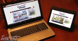 Tablet vs laptop debate, computer and tech questions, by Kielon Hilaire in sweet T&T for Sweet TnT Magazine, Culturama Publishing Company, for news in Trinidad, in Port of Spain, Trinidad and Tobago, with positive how to photography.