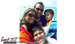 Hosein family for article Empty Nest Syndrome