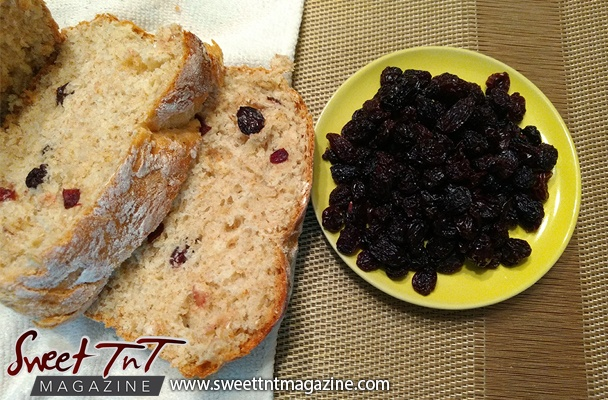 Raisins Bread for a healthy diet in Trinidad and Tobago, Sweet TnT Magazine