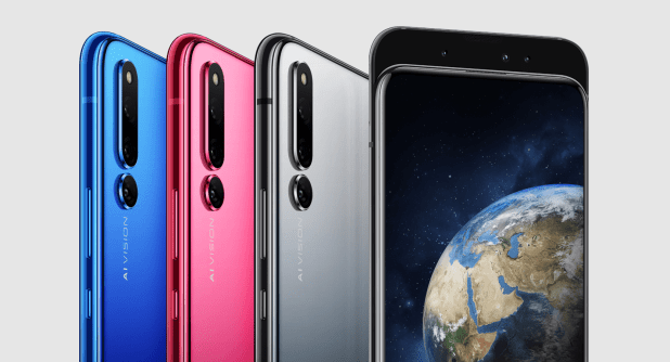 Honor Magic 2 Best Phones with Pop-up Cameras and Sliders in 2018