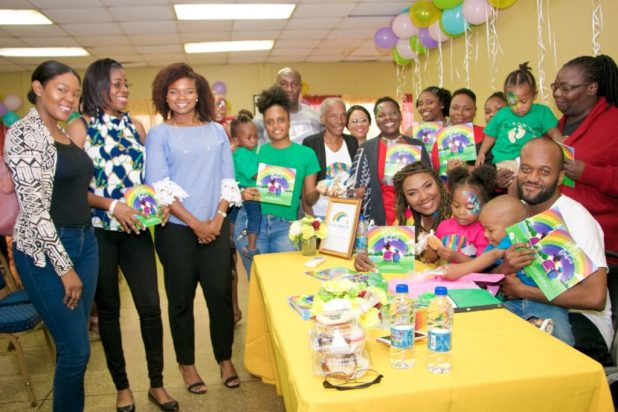 Launch of Happy Tears and Rainbow Babies by Natasha Carlow .