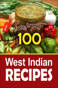 Sweet TnT West, Indian Recipes, chadon beni, 10 years, books, authors, publications