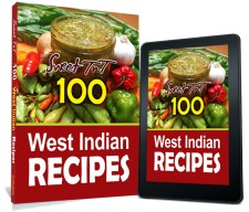 Sweet TnT 100 West Indian Recipes, 0 years. Publication, Books, Authors, Joyanne James; Jevan Soyer; Joyce James-Pitman; Chantelle Wilson-Reece; Omilla Mungroo; Kielon Hilaire; Marc Algernon; Marissa Armoogam-Ranghel; Ian Boodoo; Jamie Gangoo; Euline Joseph; Kerry Mc Donald; Vedesh Nath, chadon beni, folklore