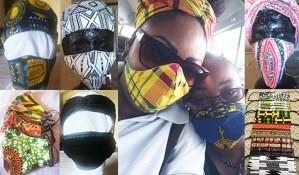 Customised Face Masks