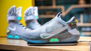 Self-lacing shoes: Amazing futuristic technology