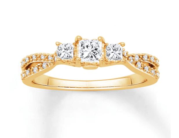 Now & Forever® 1/2 carat  Diamond Engagement Ring