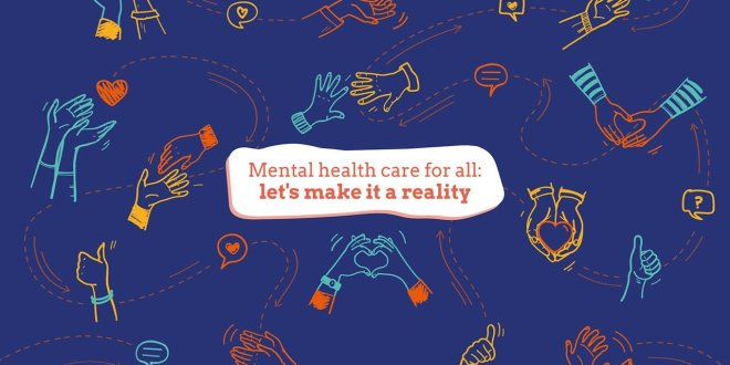World Mental Health Day: Be nice to everyone in 5 easy ways