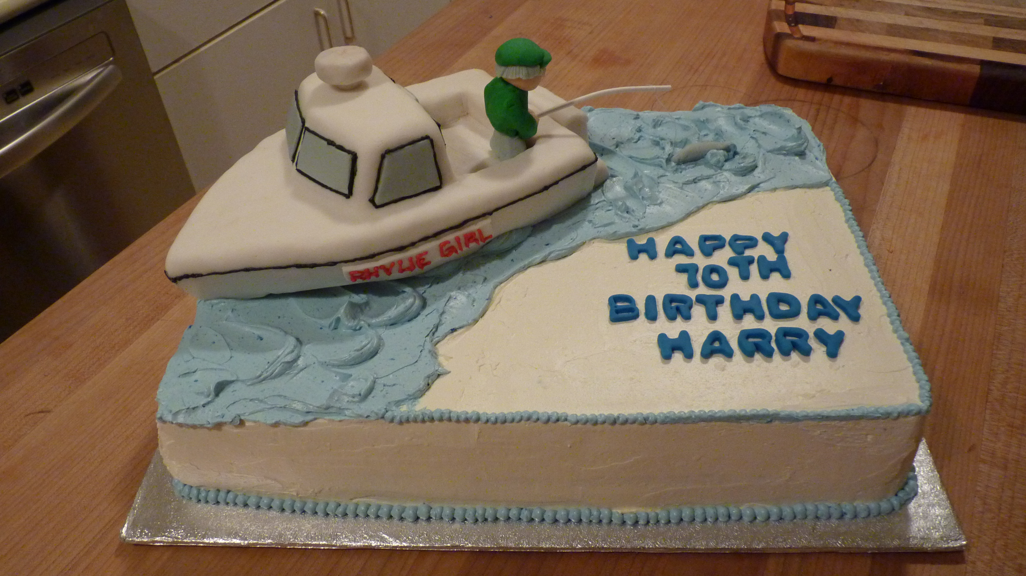 Boat Novelty Cakes Cake Ideas And Designs