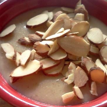 Homemade Millet-Rice Amasake