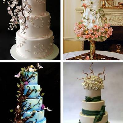 Enchanting Cakes by Pink Cake Box
