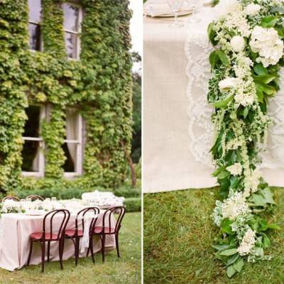 Romantic Irish Garden Styled Shoot by KT Merry: Part I