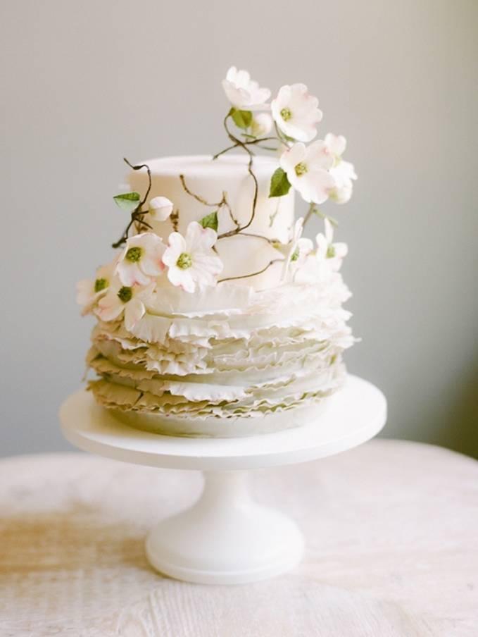 botanical cake by maggie austen cake