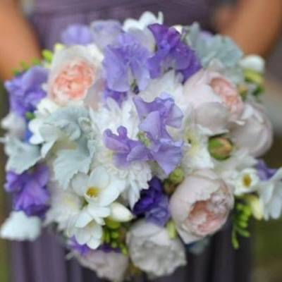 Wedding Flower Inspiration: Sweet Pea