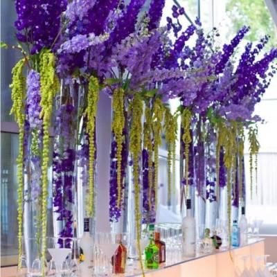 Wedding Flower Inspiration: Delphinium