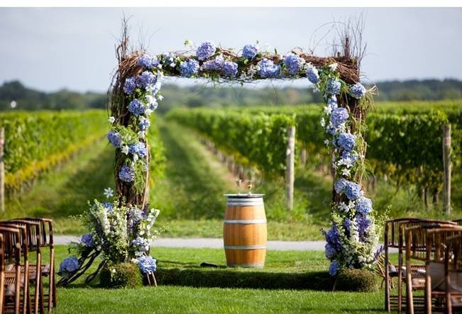Raphael Vineyard Wedding {from Roberto Falck Photography}