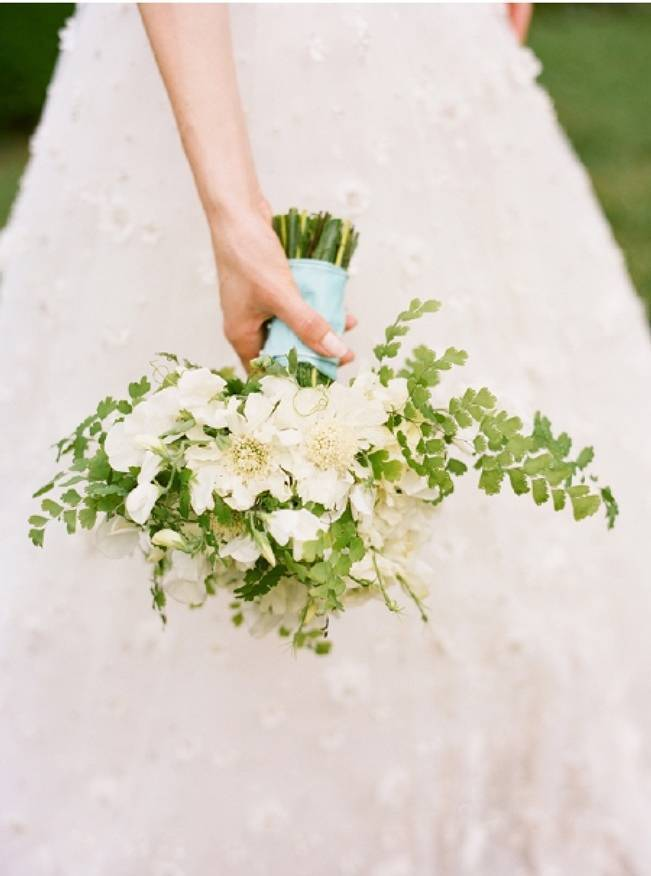 southern maiden hair fern bouquet