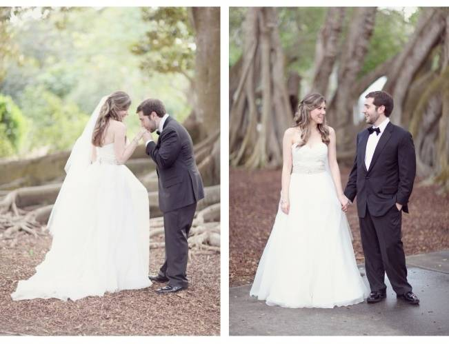 secret garden wedding