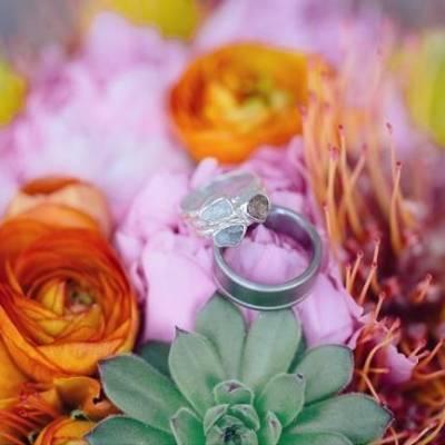 Simple Stonehenge Wedding {Captured by Corrrin}