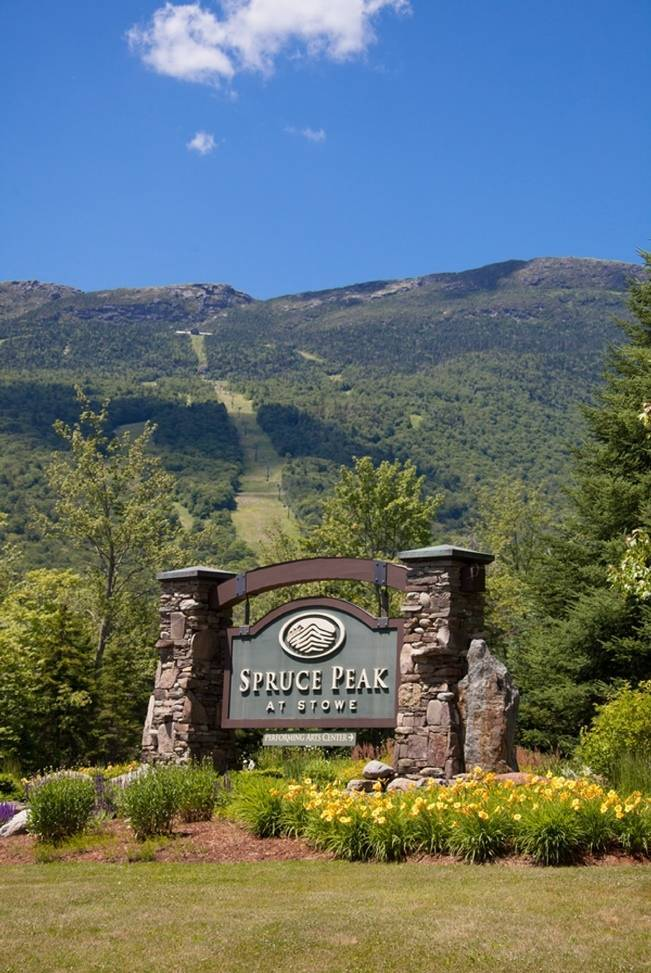 stowe mountain lodge wedding