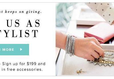Launch Your Own Business with Stella & Dot this Month