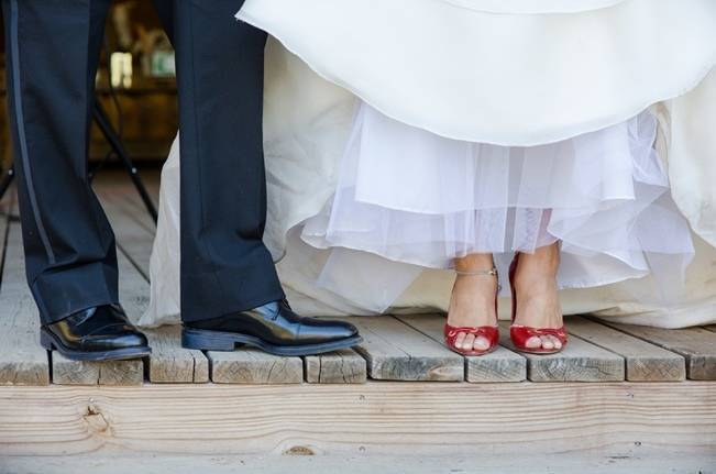 ruby slipper wedding shoes