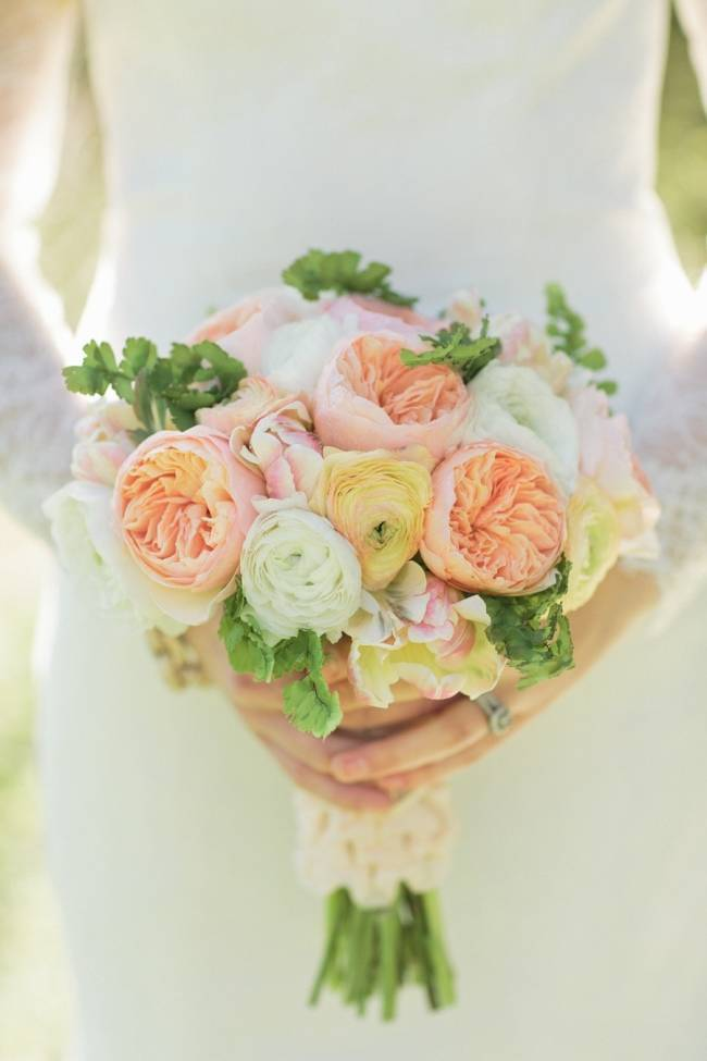 Peach + Coral Shoot at Holman Ranch {Carlie Statsky Photography} 24