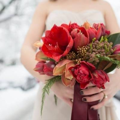 Winter Woodland Inspiration {Angela Hubbard Photography}