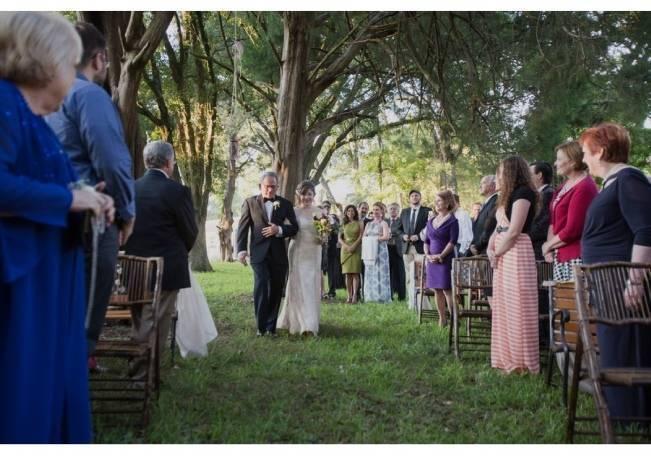 Nature + Vintage Inspired Louisiana Wedding {Heirloom Collective} 15