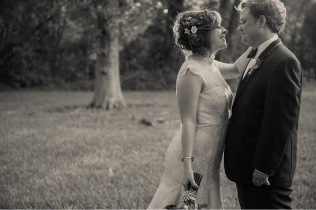 Nature + Vintage Inspired Louisiana Wedding {Heirloom Collective} 19