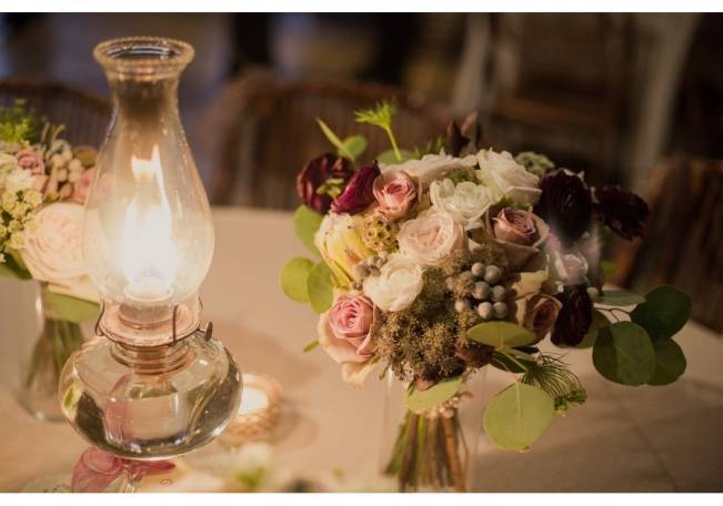 Nature + Vintage Inspired Louisiana Wedding {Heirloom Collective} 23