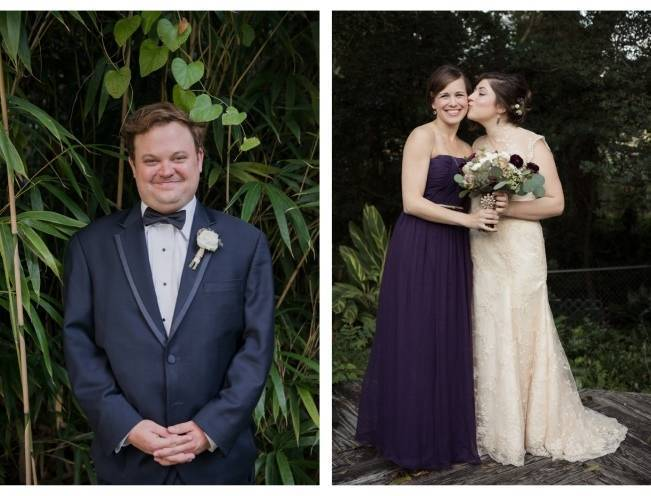Nature + Vintage Inspired Louisiana Wedding {Heirloom Collective} 8