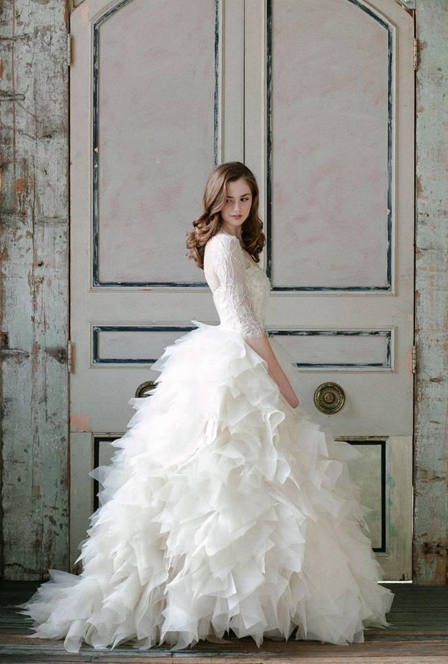 Sareh Nouri Spring 2015 Gown Collection 2