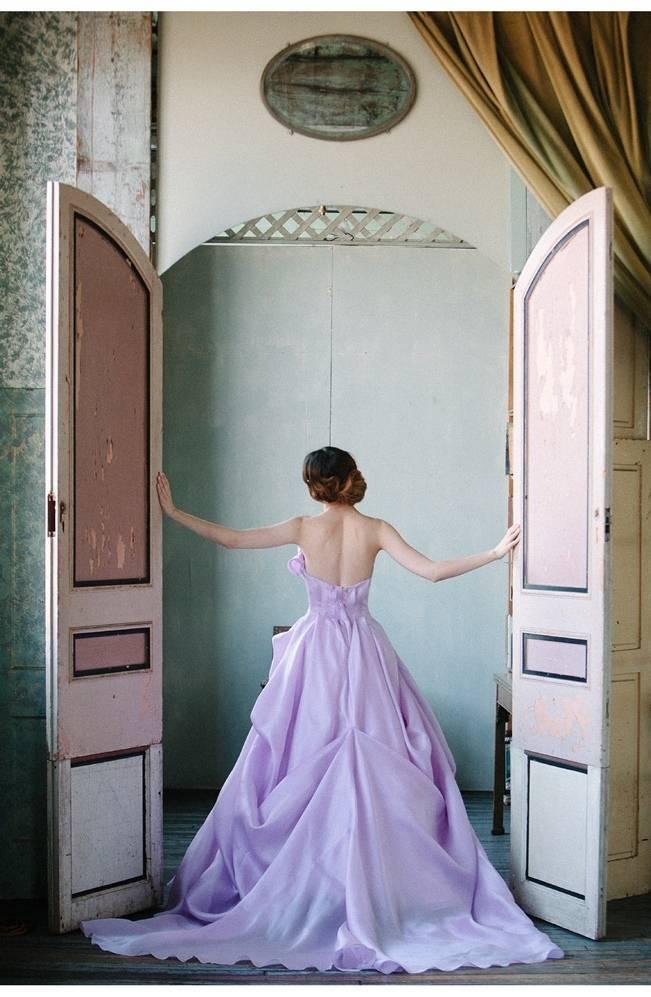Sareh Nouri Spring 2015 Gown Collection 3_