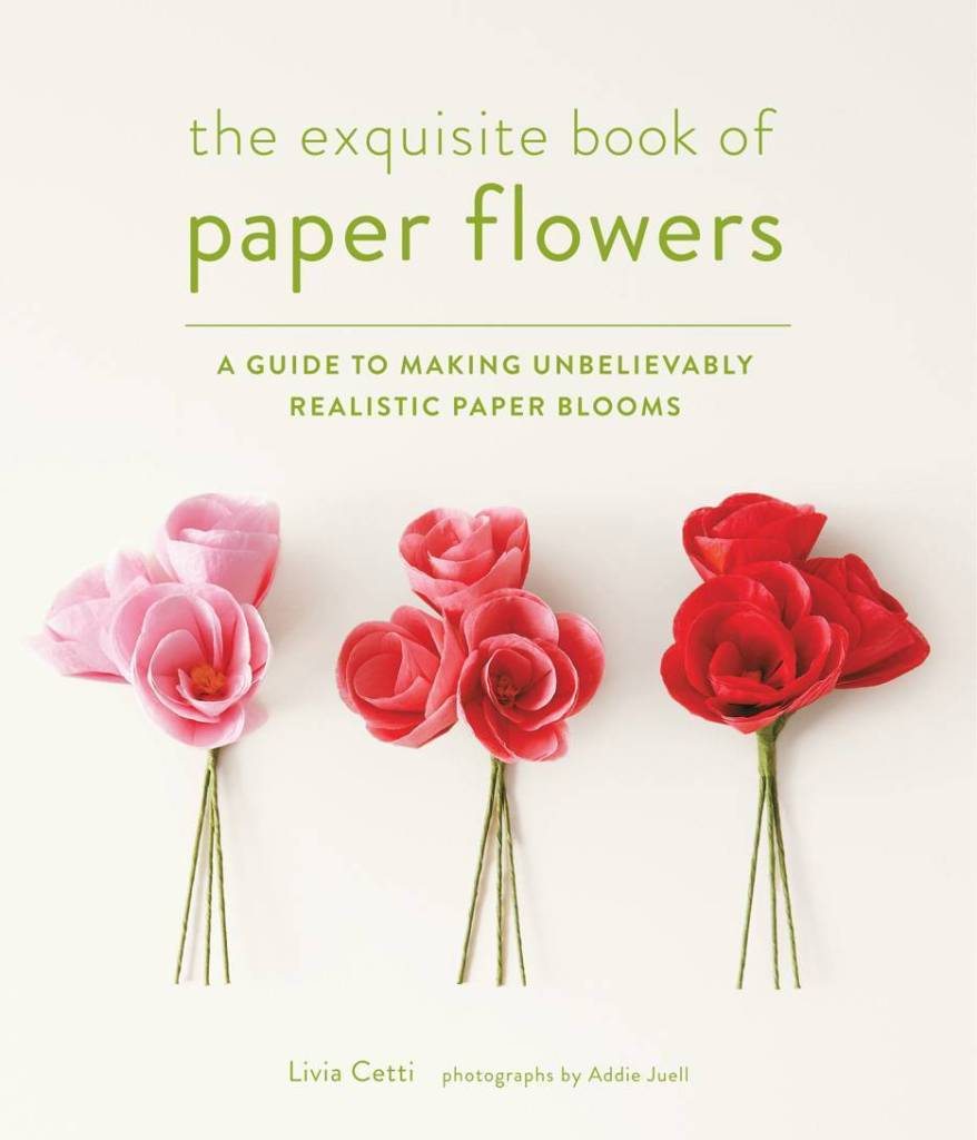 TheExquisiteBookofPaperFlowers_Cover