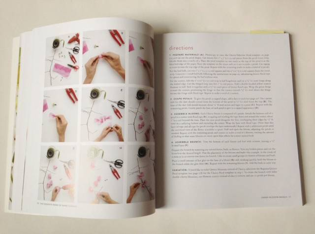 Livia Cetti - The Exquisite Book of Paper Flowers - Review 4