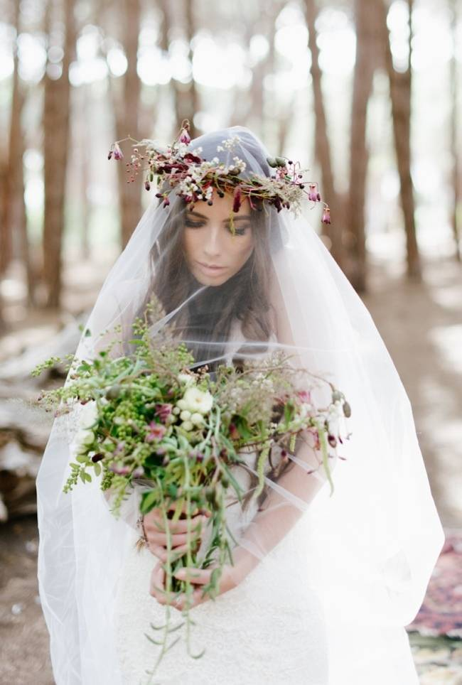 Enchanted Forest Styled Wedding Shoot {Yolande Marx} 19