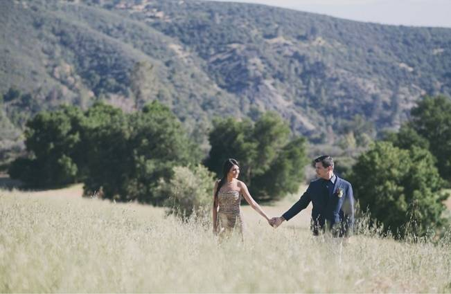 Mountain Scene Wedding Invitations