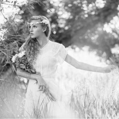 Natural Colorado Bridal Session {Matthew Irving Photography}