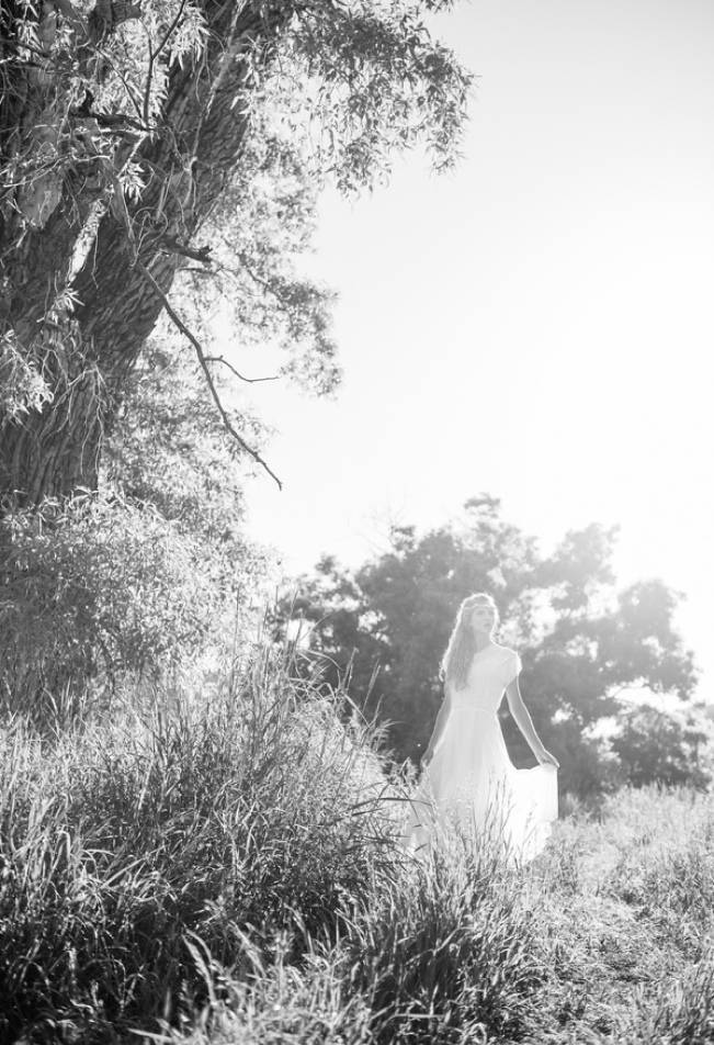 Natural Colorado Bridal Session {Matthew Irving Photography} 5