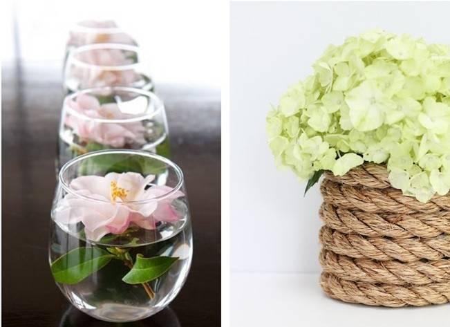 Simple DIY Wedding Centerpiece Ideas 2