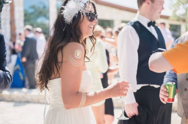 Music-Themed Scottish Wedding in Texas {Rememory Photography} 17