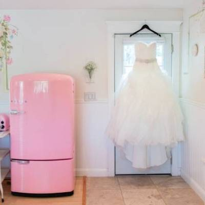 Pink Vintage Garden Wedding {Looking Glass Photography Studio}