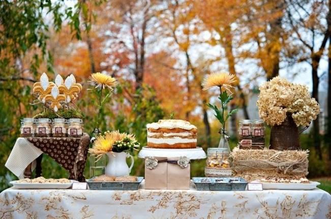 Autumn inspired wedding dessert tables autumn inspired wedding dessert tables 1 junglespirit Choice Image