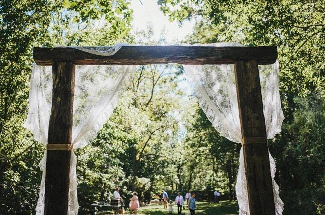Backyard DIY Kentucky Wedding {Cassie Lopez Photography} 1