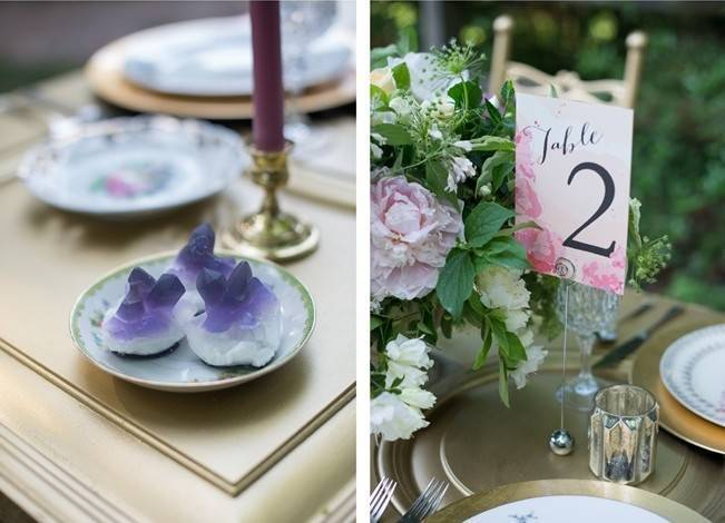 Cliffside Garden Styled Wedding {Joy Michelle Photography} 11