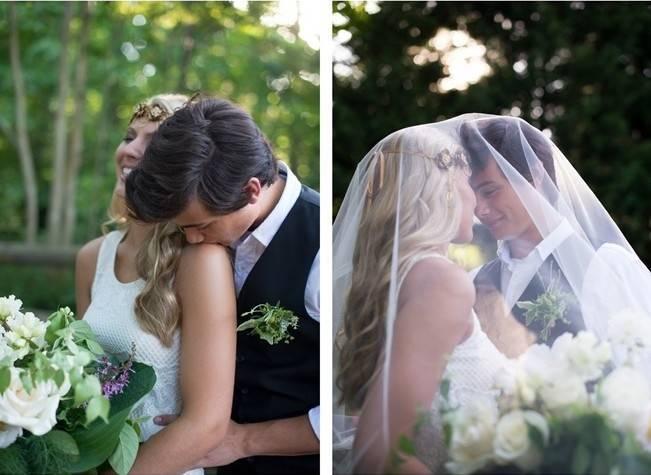 Cliffside Garden Styled Wedding {Joy Michelle Photography} 13