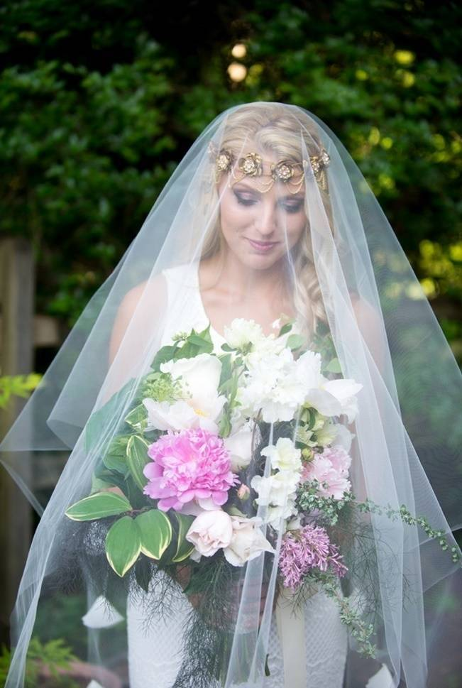 Cliffside Garden Styled Wedding {Joy Michelle Photography} 14