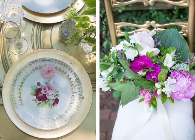 Cliffside Garden Styled Wedding {Joy Michelle Photography} 2